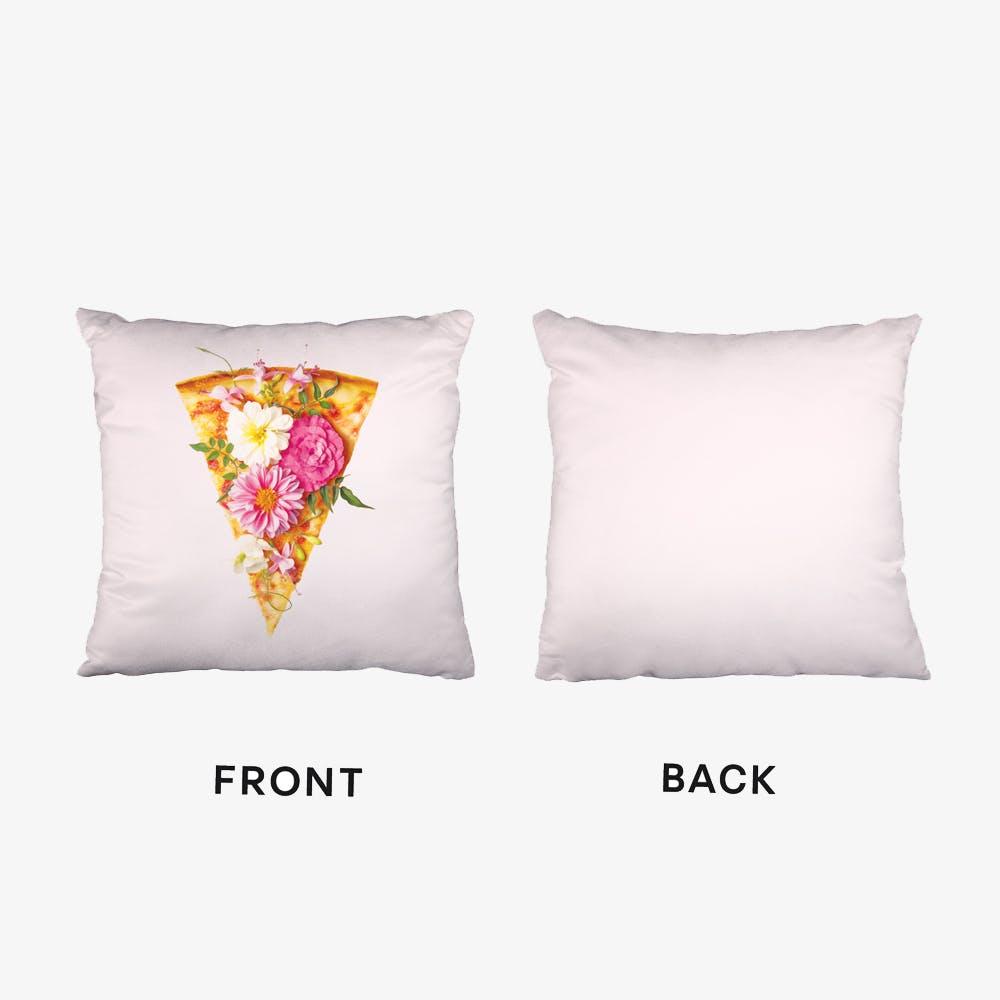 Floralpizza Cushion
