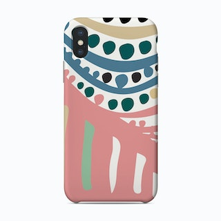 Ode To Yayoi Phone Case