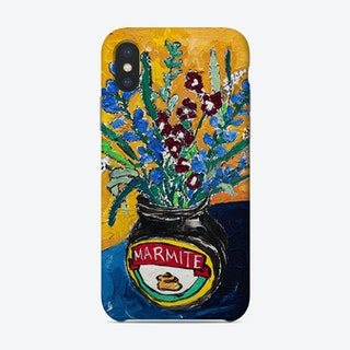 Floral Still Life With Wildflowers Phone Case