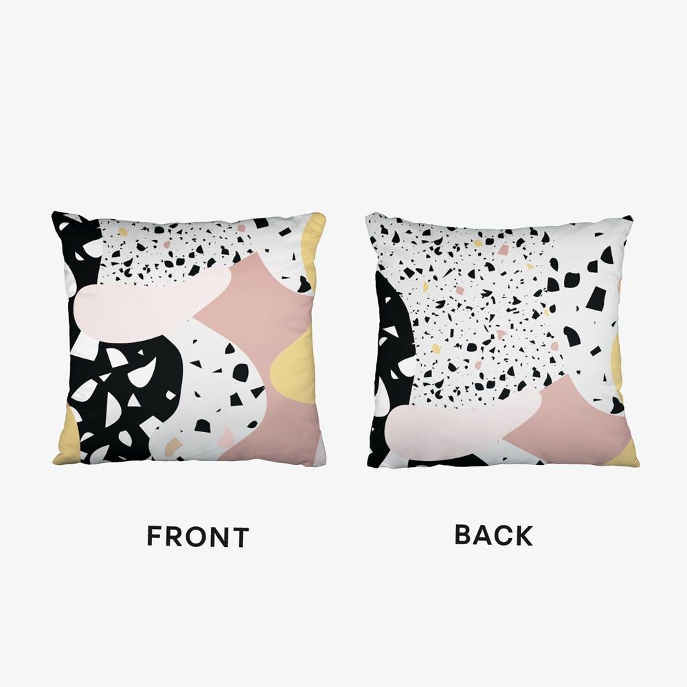 Terrazzo Pink 1 Cushion
