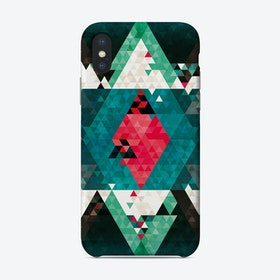 Bohemian Kilim Triangles Phone Case