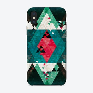 Bohemian Kilim Triangles Phone Case