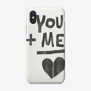 You And Me II Phone Case