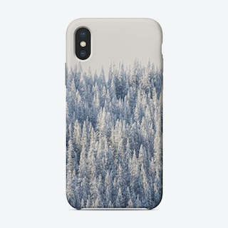 Winter Forest Phone Case