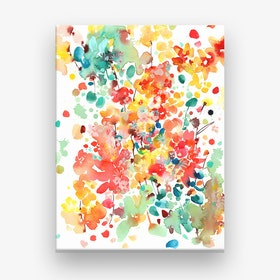 Thrive Canvas Print