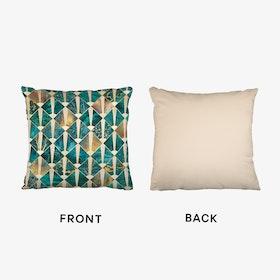 Art Deco Tiles Cushion