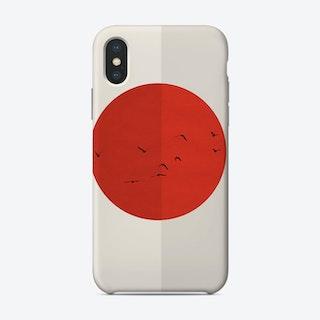 Winter Gloom Phone Case