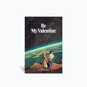 Love II Valentine Greetings Card