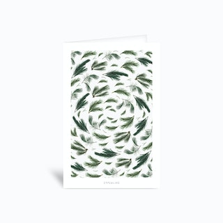 93 Branches Greetings Card