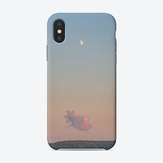Forest Cloud Moon Phone Case