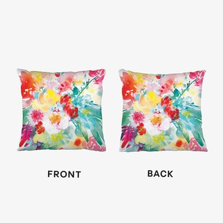 Wild Bouquet Cushion