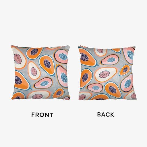 Papayas 01 Cushion