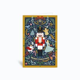 The Nutcracker  Greetings Card