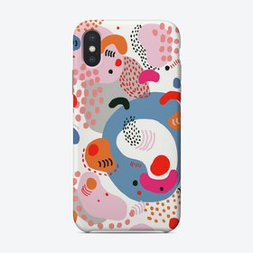 Candy Abstract Phone Case