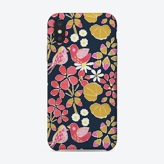 Geraniums Phone Case
