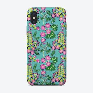Foxgloves Phone Case