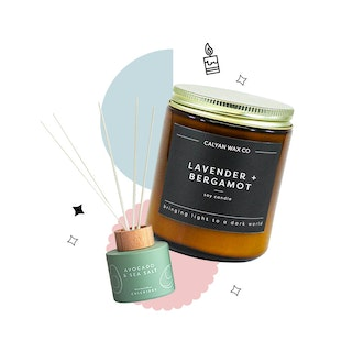 Candles and Home Fragrances