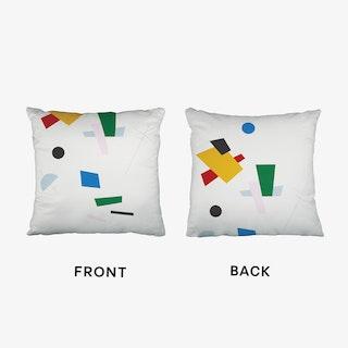 Deconstruct Cushion