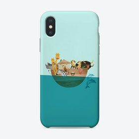 Noahs Ark Phone Case