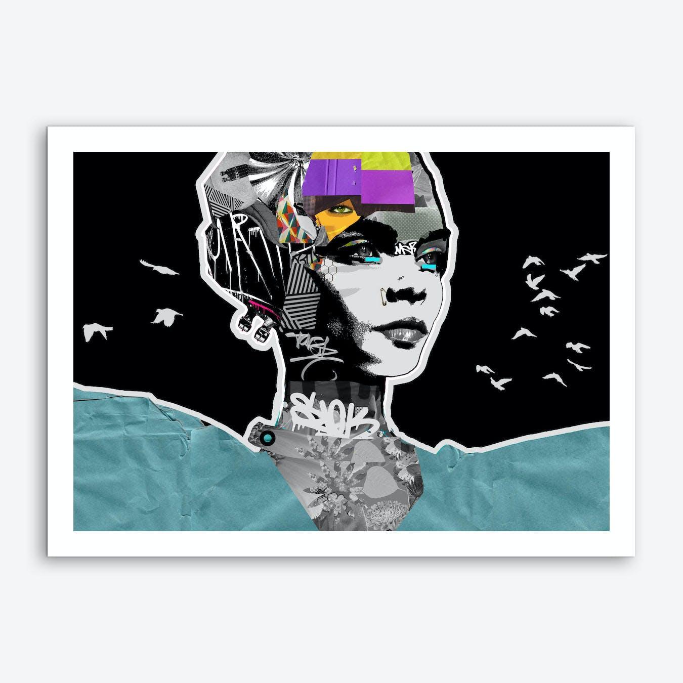 Snob 2 Art Print