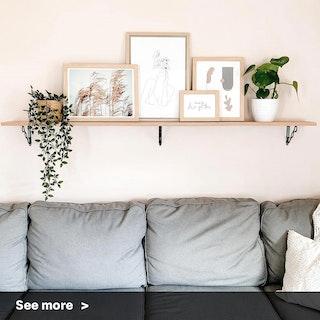 Illustrated Shelf