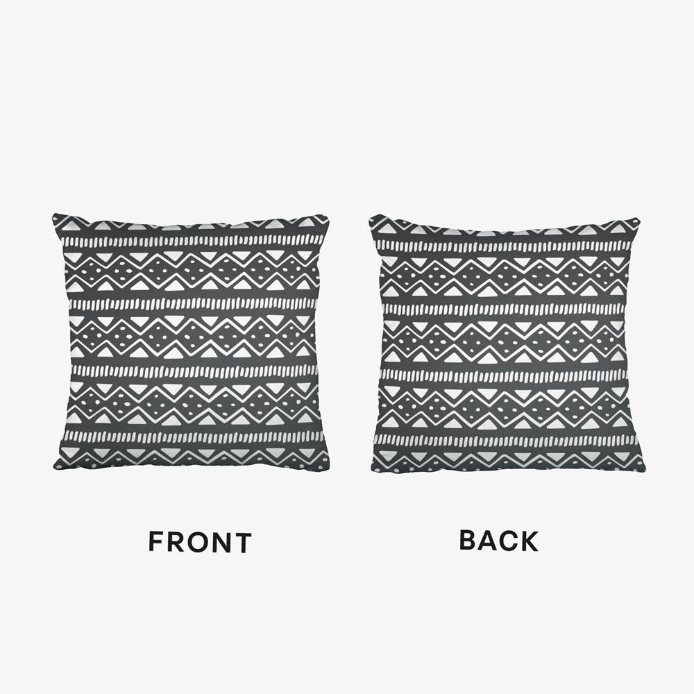Scandi Print No2 Cushion