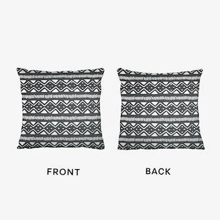 Scandi Print No2 Cushion