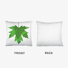 Maple NYC Spring Cushion