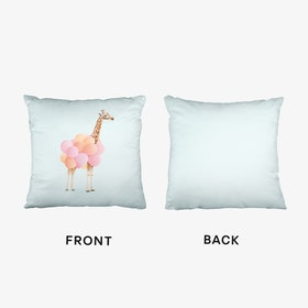 Party Giraffe Cushion