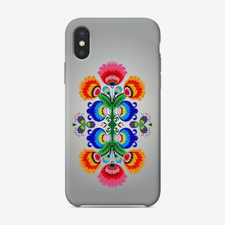 Folk Art Phone Case