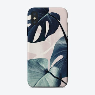 Bajamonstera iPhone Case
