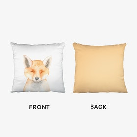 Nursery Fox Cushion