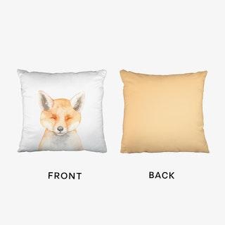 Nursery Fox Cushion