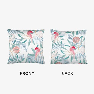 Tucan Jungle Cushion