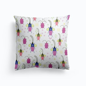 Insects Cushion