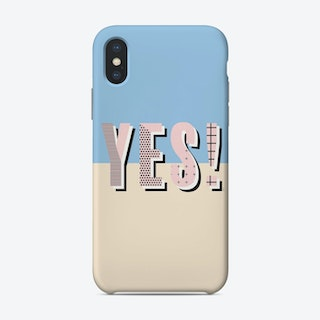 Yes 1 Phone Case