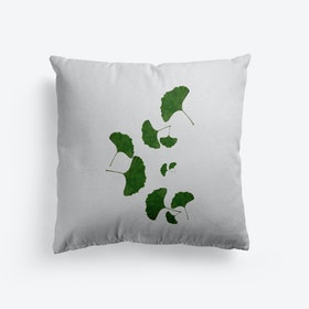 Ginkgo Leaf 2 Cushion
