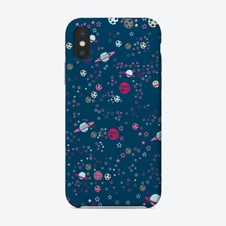 Planets And Stars   Phone Case