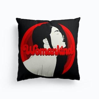 Womankind Cushion