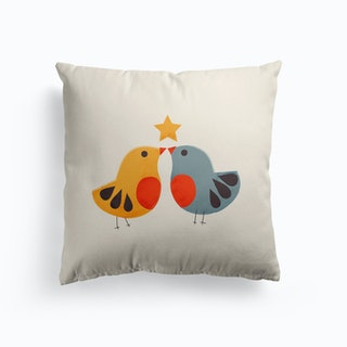 Two Little Birds Cushion