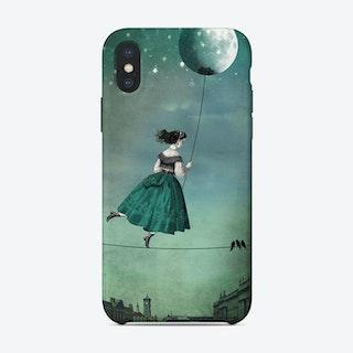 Moonwalk Phone Case