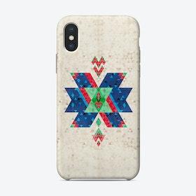 Bohemian Kilim Cross Phone Case