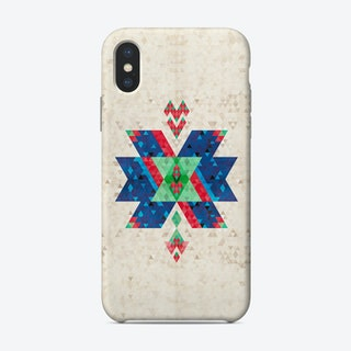 Bohemian Kilim Cross Phone Case