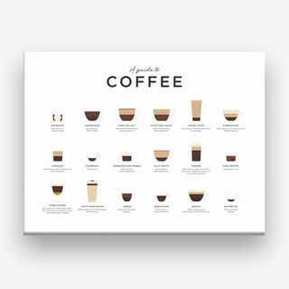 Coffee 2 Canvas Print