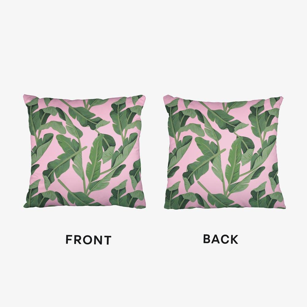 Tropical 17 Forest Cushion