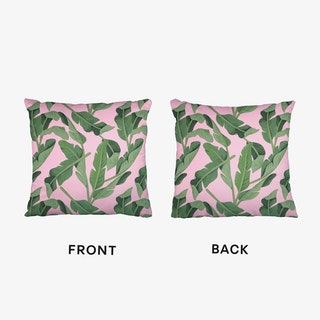Tropical 17 Forest Cushion