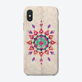 Bohemian Kilim Star Phone Case
