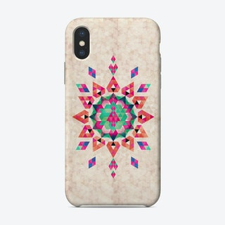 Bohemian Kilim Star Phone Case