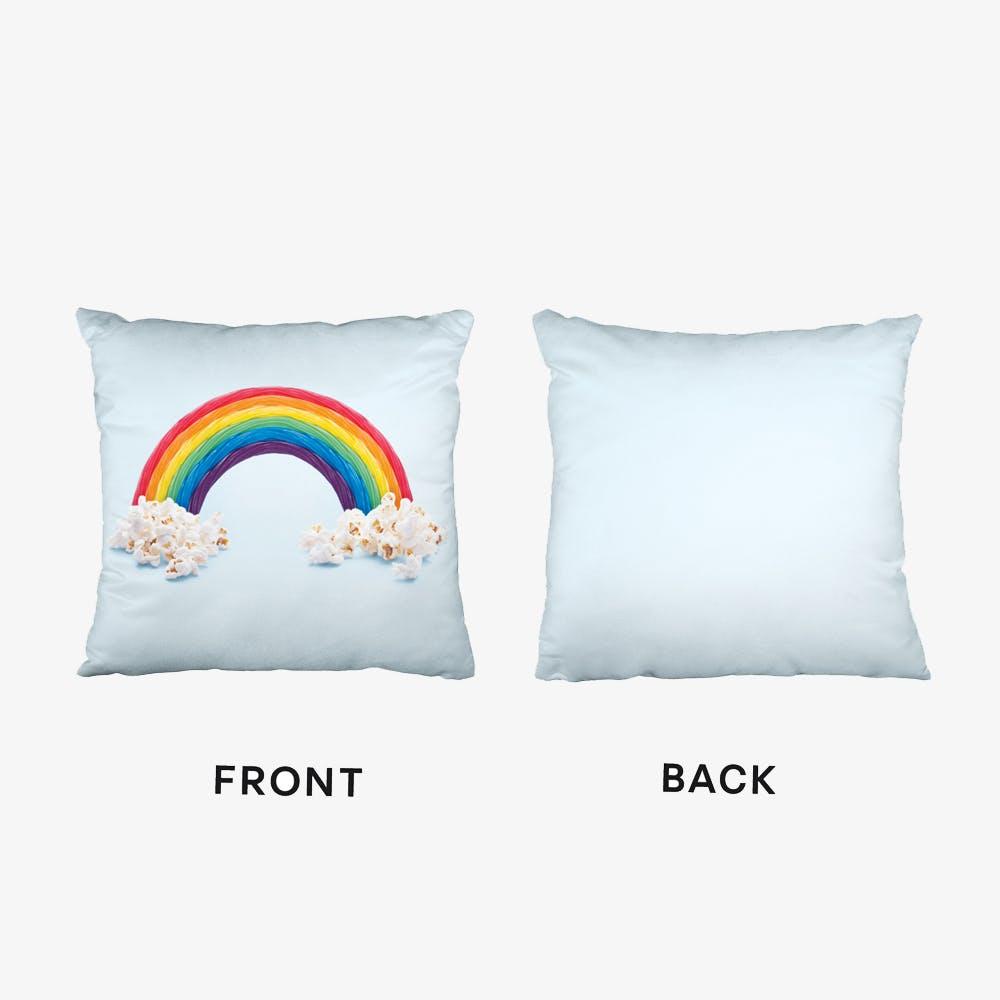 Candy Rainbow Cushion