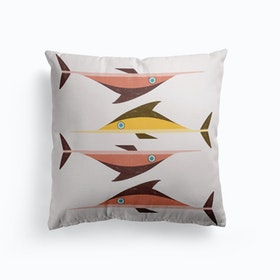 Swordfishes Cushion